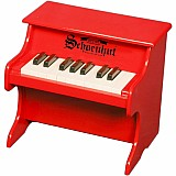18 Key My First Piano in Red