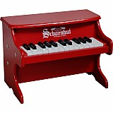 25 Key My First Piano 11 in Red