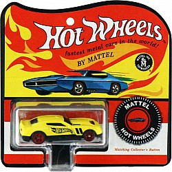 Worlds Smallest Hot Wheels Series 4