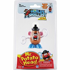 World's Smallest Mr Potato Head