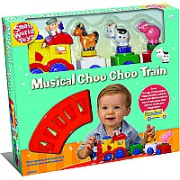 Musical Choo Choo Train