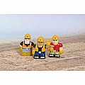 CAT 3-Pack Friendly Builders