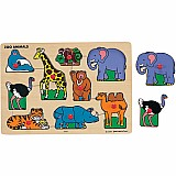 Classic Puzzle-zoo Animals