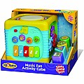 Music Fun Activity Cube