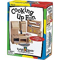 Cooking Up Fun-kitchen