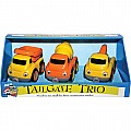 Tailgate Trio - Construction