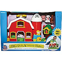 Big Fun Activity Barn