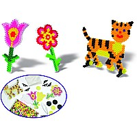 Heat Stick Beads Kitty's Flower Garden