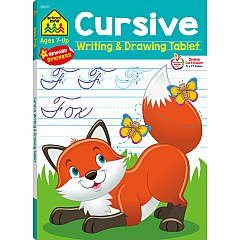 Cursive Writing & Drawing Tablet