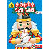 Jolly ABCs & 123s Workbook