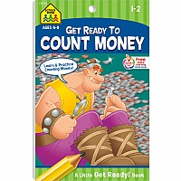 Count Money Little Get Ready! Book