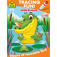 Tracing Fun! Write & Reuse Workbook
