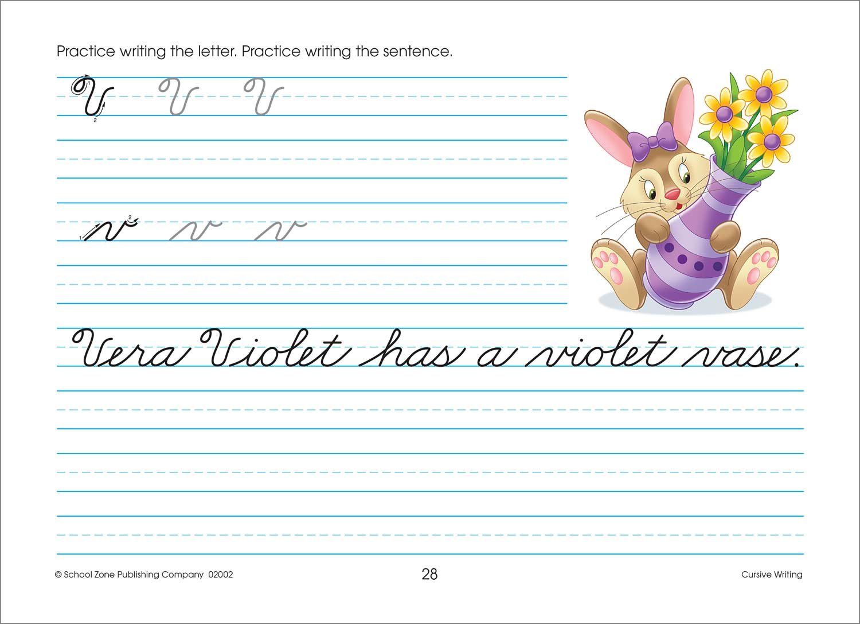 Workbooks big third grade workbook : Third and Fourth Grade Workbooks | Cursive Writing - Raff and Friends