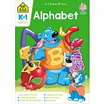 Alphabet K-1 Workbook