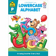 Lowercase Alphabet Workbook