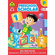 Preschool Scholar Workbook