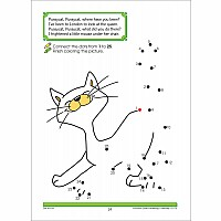 Nursery Rhymes - Dot-to-Dots & Hidden Pictures Workbook