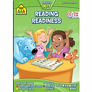 Reading Readiness K-1 Deluxe Edition Workbook