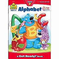 Alphabet Deluxe Edition Workbook