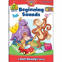 Beginning Sounds Deluxe Edition Workbook