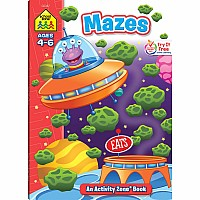 Mazes Deluxe Edition Activity Zone Workbook