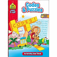 Elementary Workbooks - Codes and Puzzles Deluxe Ed.