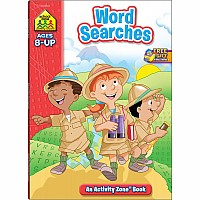 Kids Workbooks | Word Searches Deluxe Edition