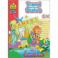 Elementary Workbooks - U.S. Geography & History Deluxe
