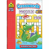 Crosswords Activity Zone Workbook