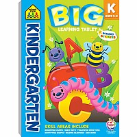 Kindergarten Big Learning Tablet