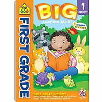 First Grade Big Learning Tablet