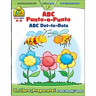 Bilingual ABC Dot-to-Dots Deluxe Edition Workbook