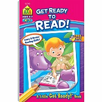 Get Ready To Read! Little Get Ready! Book