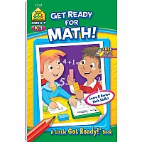 Get Ready For Math! Little Get Ready! Book