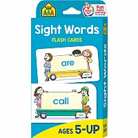 Sight Words Flash Cards - K to 2nd Grade