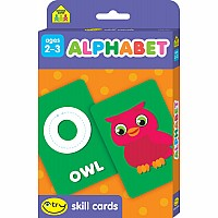 Alphabet I Try Skill Cards