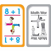 1st and 2nd Grade | Addition & Subtraction Math War