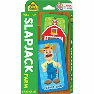 Slapjack Farm Card Game