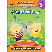 A Different Tune - A Level 3 Start to Read! Book