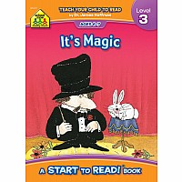 It's Magic - A Level 3 Start to Read! Book