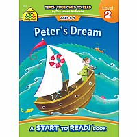 Peter's Dream - A Level 2 Start to Read! Book
