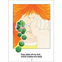 I Don't Like Peas - A Level 2 Start to Read! Book