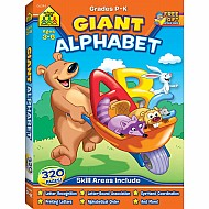Giant Alphabet Workbook