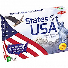 States of the USA Trivia