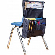 Sale! (Regular Price 11.99) - Black Chair Pocket
