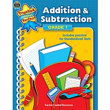 Pmp: Addition & Subtraction (Gr. 1)