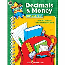 Pmp: Decimals & Money (Gr. 3 - 4)