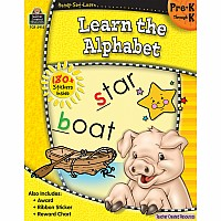 Rsl: Learn The Alphabet (Prek - K)