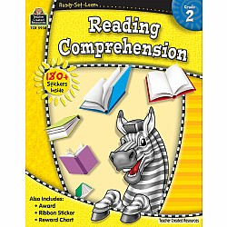 Ready Set Learn Workbook: Reading Comprehension (Gr. 2)