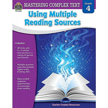 Mastering Complex Text Using Multiple Reading Sources (Gr. 4)